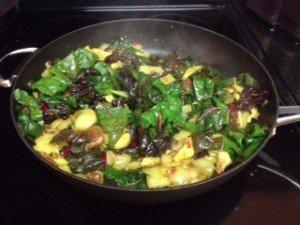 Sauteed veggies 3