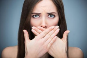 many causes of bad-breath