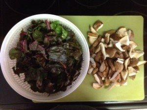 Sauteed veggies 2