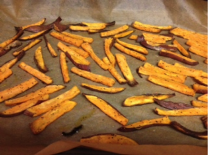 Sweet Potatoes 2