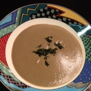 Creamy Mushroom Soup