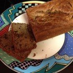 Banana, Nut, Chocolate-Chip Bread