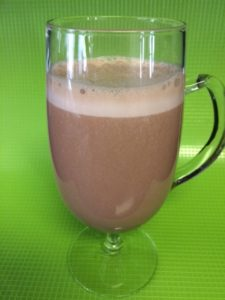 Healthier Chocolate Milk