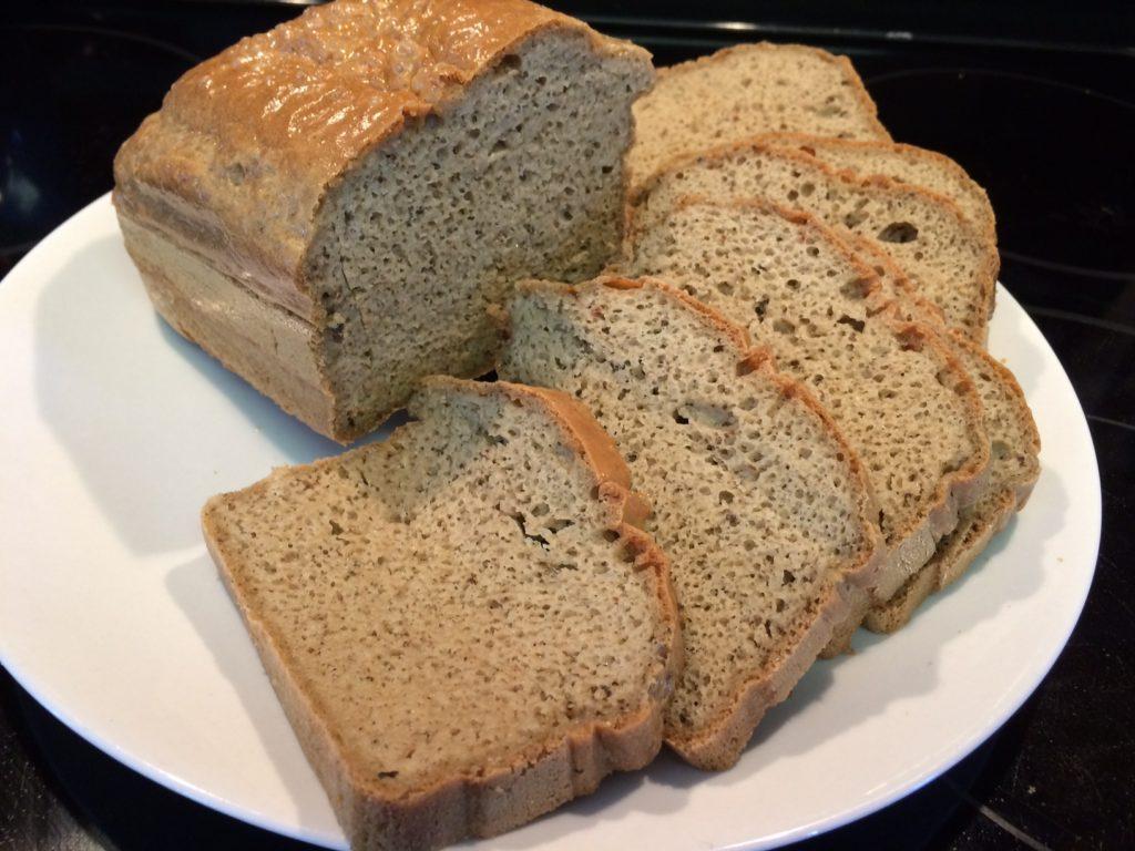 Al's Cashew Bread