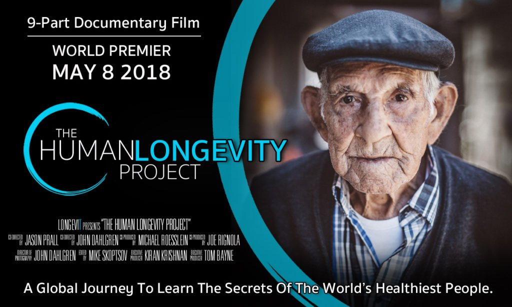 Human Longevity Project Documentary
