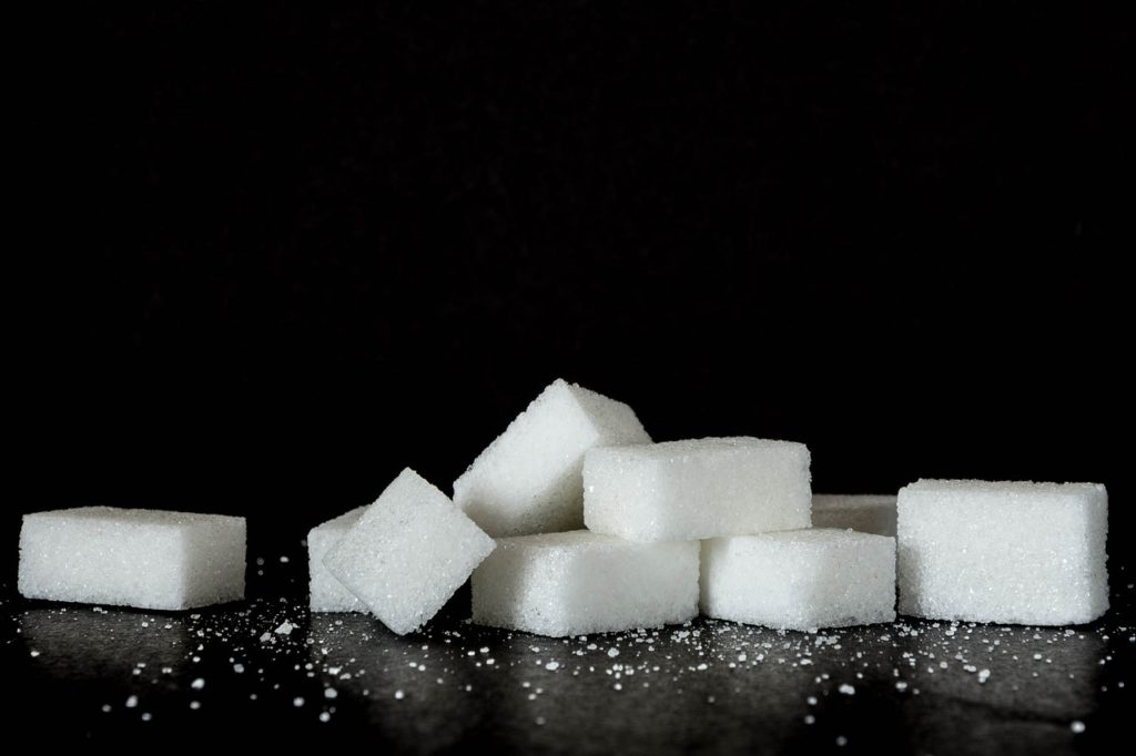 It's the Sugar