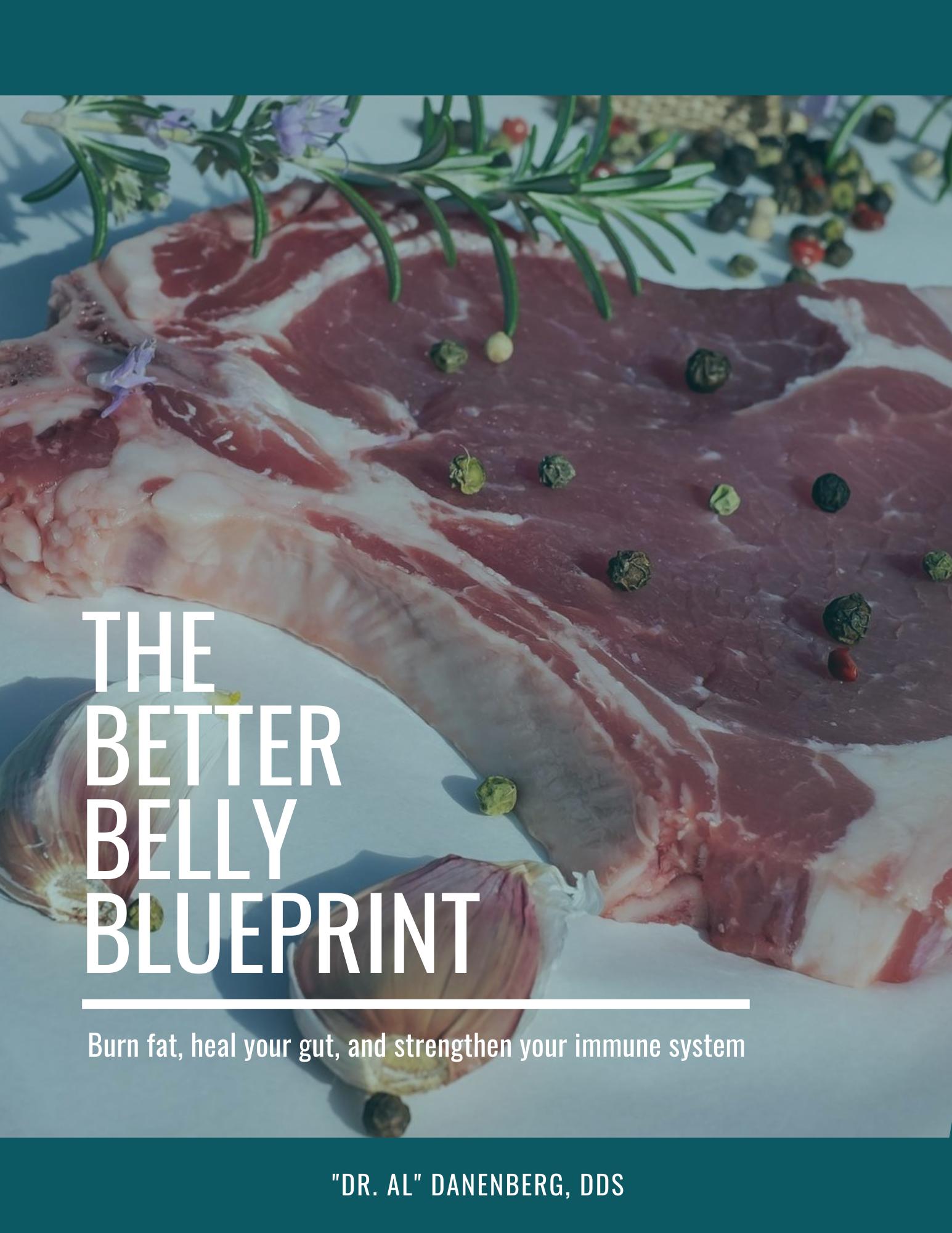 The Better Belly Blueprint e-Book