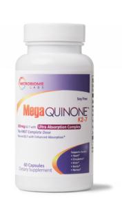 MegaQuinone K2-7 - Microbiome Labs