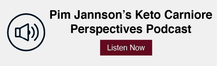 Pim Jannson's Keto Podcast link