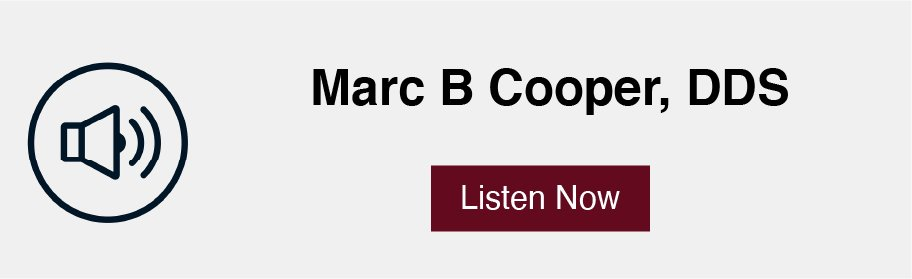 Marc B Cooper podcast link